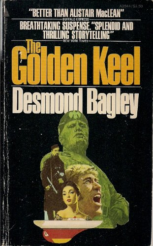 9780515035445: The Golden Keel