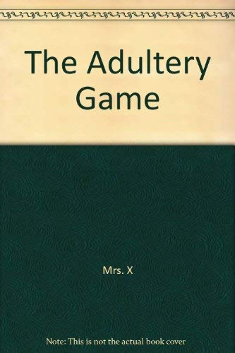 9780515035827: The Adultery Game