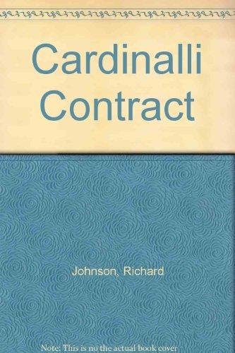 Cardinalli Contract: Johnson, E Richard