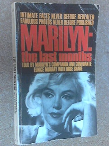 Marilyn: The Last Months: Eunice Murray; Rose