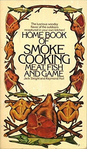 9780515036381: Home book of smoke-cooking meat, fish & game