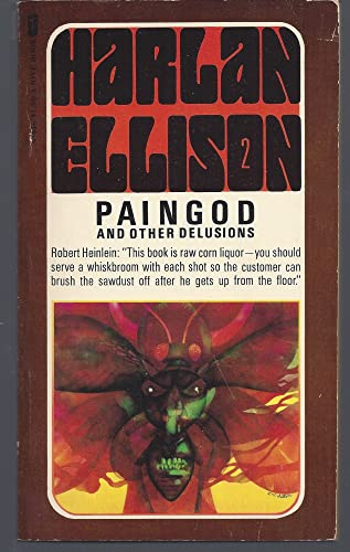 Paingod and Other Delusions (0515036463) by Harlan Ellison