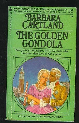 9780515036473: The Golden Gondola