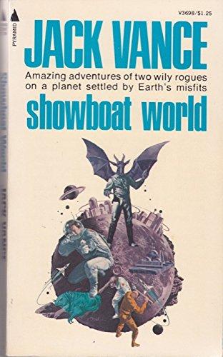 9780515036985: Showboat World (Pyramid SF, V3698)
