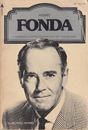 9780515037388: Henry Fonda (Illustrated History of the Movies)