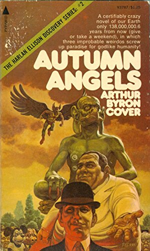 Autumn Angels: Cover, Arthur Byron