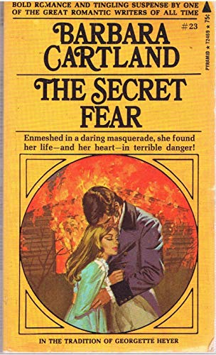 9780515038323: The Secret Fear