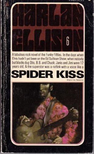 9780515038835: Spider Kiss