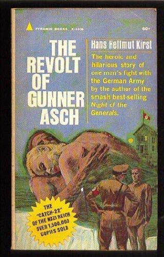 9780515039290: The Revolt of Gunner Asch