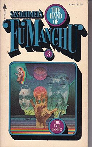The Hand of Fu Manchu #3: Sax Rohmer