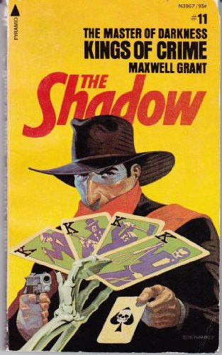 Kings of Crime (The Shadow #11) (0515039675) by Walter B. Gibson; Maxwell Grant