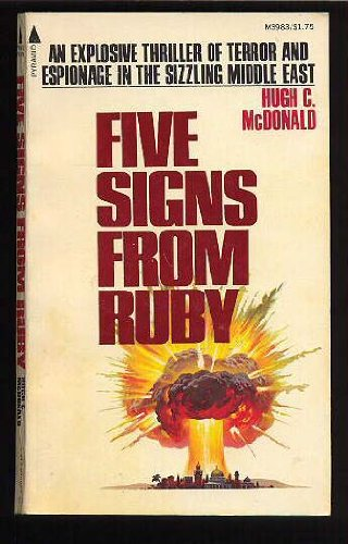 9780515039832: Five Signs from Ruby