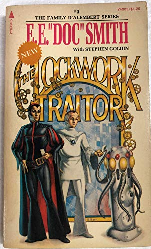 9780515040036: The Clockwork Traitor (Family d'Alembert Series, #3)