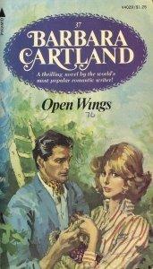 9780515040296: Open Wings