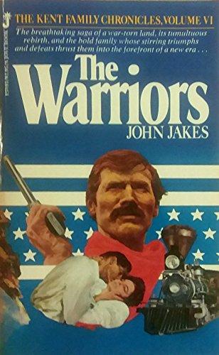 9780515040470: The Warriors (American Bicentennial Series, Vol. 6)
