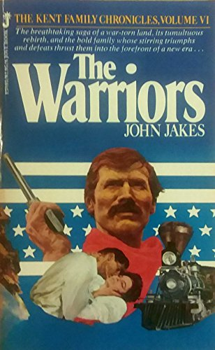9780515040470: The Warriors (American Bicentennial Series, Vol. 6)