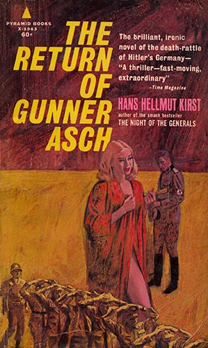 9780515040876: The Return of Gunner Asch