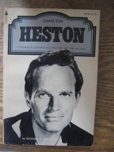 9780515041897: Charlton Heston (Illustrated History of the Movies)