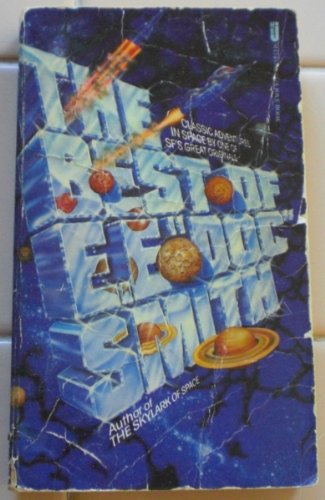 9780515042450: The Best of E. E. Doc Smith: Classic Adventures in Space by One of Science Fiction's Great Originals