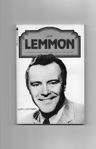 9780515042917: Jack Lemmon (Illustrated History of the Movies)