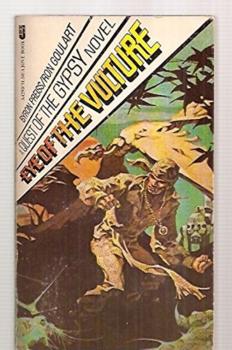 9780515042931: Eye of the Vulture (Weird Heroes, Vol. 7)