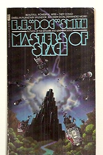 9780515043358: Masters of Space