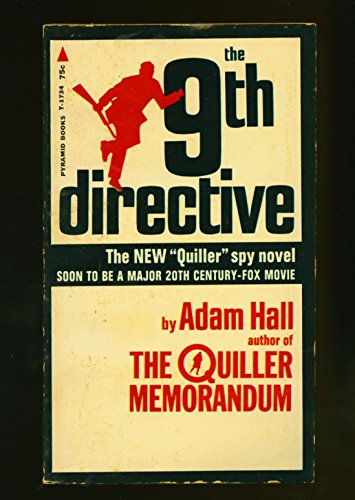9780515043884: The 9th Directive
