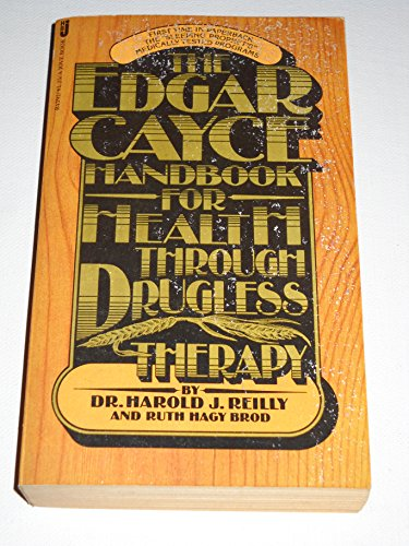 9780515043921: The Edgar Cayce Handbook for Health Through Drugless Therapy