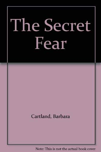 9780515044614: Title: The Secret Fear