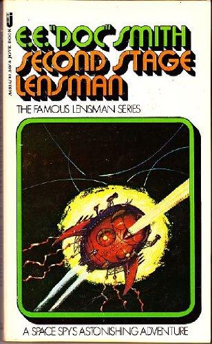 Second Stage Lensman: E.E. Doc Smith