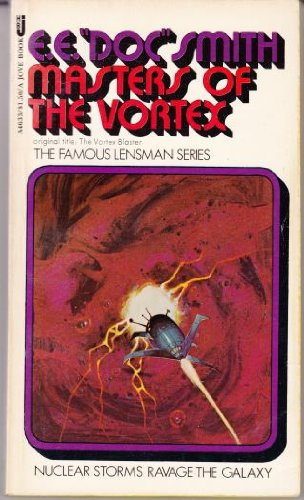 9780515046335: Masters of the Vortex