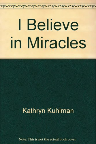 9780515046847: I Believe in Miracles