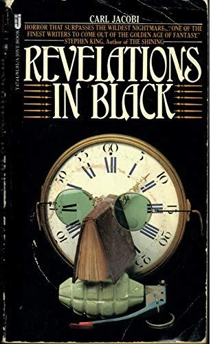 9780515047448: Revelations in Black