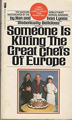9780515048346: Someone Is Killing the Great Chefs of Europe