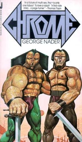 Chrome: George Nader