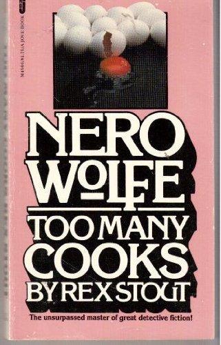 9780515048667: Too Many Cooks