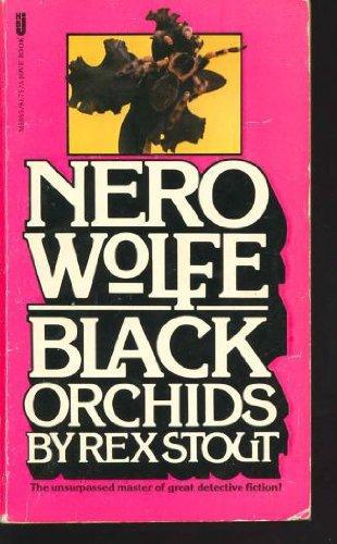 9780515050851: Black Orchids