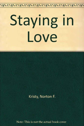 9780515050899: Staying in Love