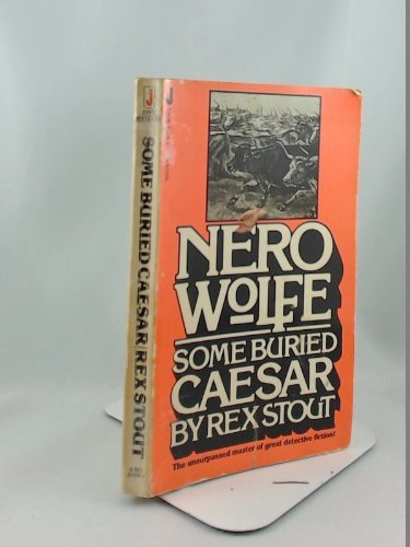 9780515051186: Some Buried Caesar