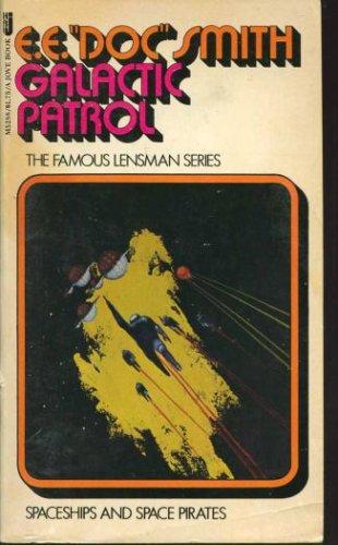 9780515052886: Galactic Patrol