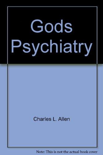 9780515053272: Gods Psychiatry