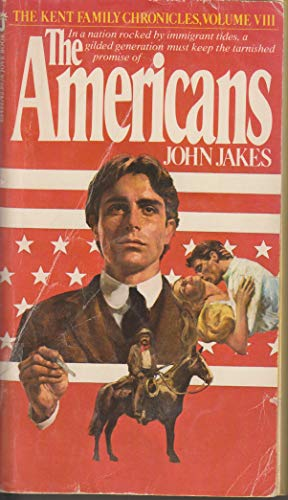 9780515054323: The Americans (The Kent Family Chronicles, Vol. 8)