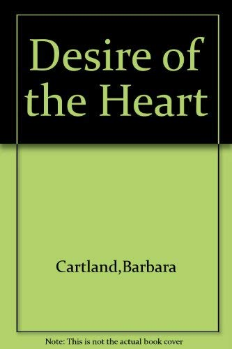 9780515054972: Desire of the Heart