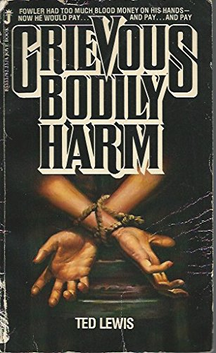 9780515055559: Grievous Bodily Harm
