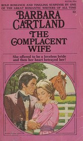 9780515055689: Complacent Wife