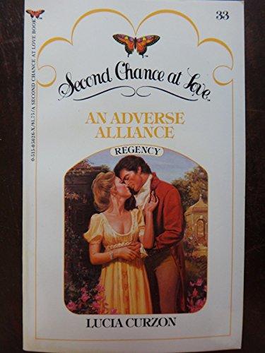 9780515056266: An Adverse Alliance