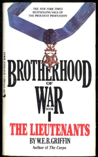 9780515056433: Brotherhood of War 01: The Lieutenants