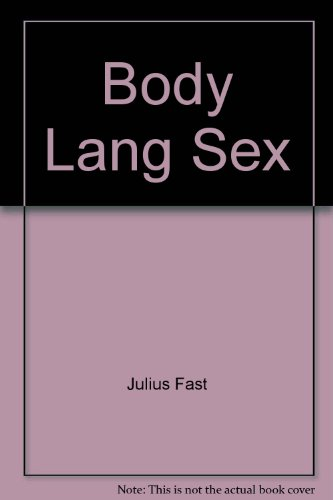 9780515056709: Body Lang Sex
