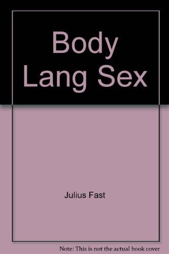 9780515056709: Body Lang Sex
