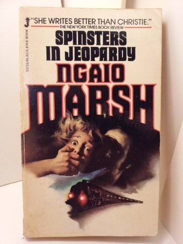 Spinsters in Jeopardy: Ngaio Marsh